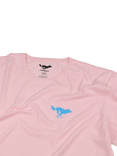 Load image into Gallery viewer, El Solitario Basic Pink T-Shirt. Logo