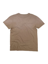 Load image into Gallery viewer, El Solitario Basic Faded Brown T-Shirt. Back