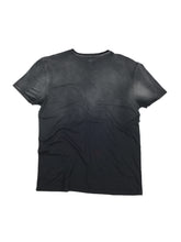 Load image into Gallery viewer, El Solitario Basic Faded Black T-Shirt. Back