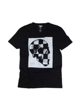 Load image into Gallery viewer, Checker Skull T-Shirt