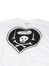 Load image into Gallery viewer, El Solitario Memento Mori T-Shirt. Back Front