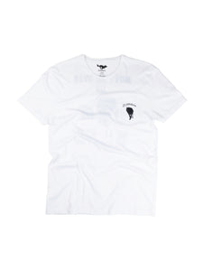 El Solitario Move On T-Shirt. Front