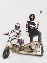 Load image into Gallery viewer, El Solitario MX Jersey White