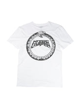 Load image into Gallery viewer, El Solitario Ouroboros T-Shirt. Back