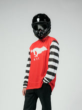 Load image into Gallery viewer, Solitario MX Red Heavy Duty Jersey