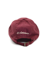 Load image into Gallery viewer, ES-1 Burgundy Cap