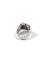 Load image into Gallery viewer, El Solitario Sterling Silver Ring x Ell Silver
