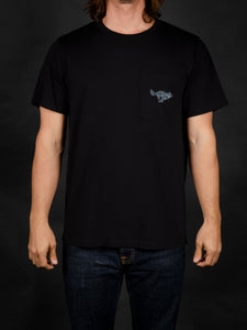 Mogo Work T-shirt Black - TEIF