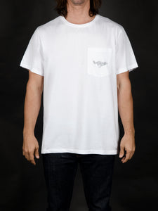 Mogo Works T-shirt White - TEIF