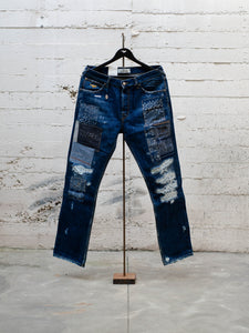 Boro Panhead Jeans #29 size 36/34