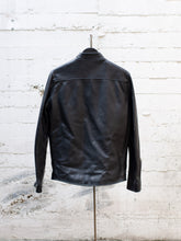 Load image into Gallery viewer, Kraken Goatskin Leather Jacket