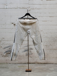 Used Bespoke Rascal Leather Motorcycle Pant size XS
