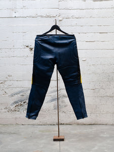 N.O.S. Bespoke Rascal Leather Motorcycle Pant size XS