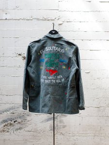 2016 W&W Embroidered Jacket size L