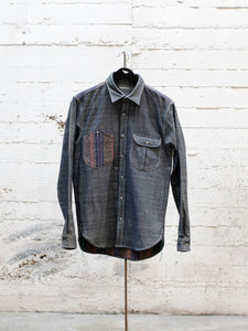 Vandal Double Layer Shirt size M
