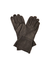 Load image into Gallery viewer, El Solitario Deerskin Riding Gloves. Detail