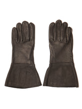 Load image into Gallery viewer, El Solitario Deerskin Riding Gloves. Detail  2