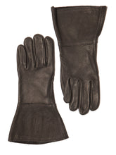Load image into Gallery viewer, El Solitario Deerskin Riding Gloves. Detail 3