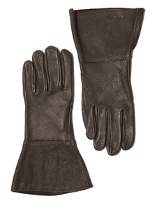 El Solitario Deerskin Riding Gloves. Detail 3