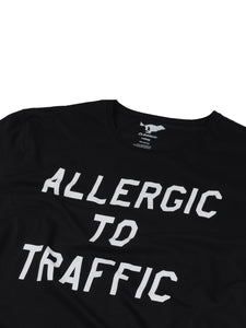 El Solitario Allergic Black T-Shirt. Detail