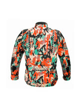 Load image into Gallery viewer, El Solitario Mowat Drystar® Camo Jacket X Alpinestars. Back