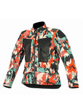 Load image into Gallery viewer, El Solitario Mowat Drystar® Camo Jacket X Alpinestars. Front