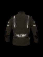 Load image into Gallery viewer, El Solitario Mowat Drystar® Sand Jacket X Alpinestars. Reflective Back