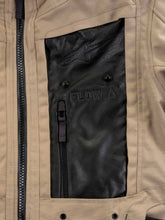 Load image into Gallery viewer, El Solitario Mowat Drystar® Sand Jacket X Alpinestars. Detail 2