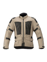 Load image into Gallery viewer, El Solitario Mowat Drystar® Sand Jacket X Alpinestars. Front
