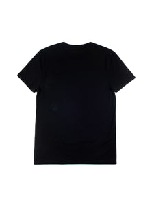 El Solitario ES-1 Black T-Shirt. Back