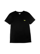 Load image into Gallery viewer, El Solitario ES-1 Black T-Shirt. Front