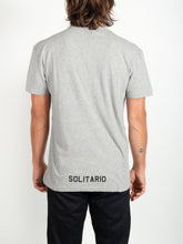 Load image into Gallery viewer, El Solitario Free Gas T-Shirt. Model Back