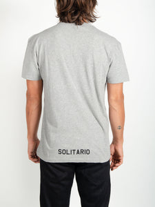 El Solitario Free Gas T-Shirt. Model Back