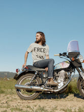 Load image into Gallery viewer, El Solitario Free Gas T-Shirt. Rider