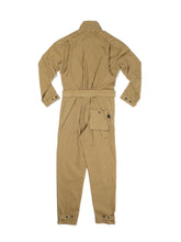 Load image into Gallery viewer, El Solitario Bonneville Coverall Khaki. Back