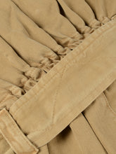 Load image into Gallery viewer, El Solitario Bonneville Coverall Khaki. Detail 4