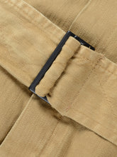 Load image into Gallery viewer, El Solitario Bonneville Coverall Khaki. Detail 5