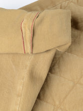 Load image into Gallery viewer, El Solitario Bonneville Coverall Khaki. Detail 6