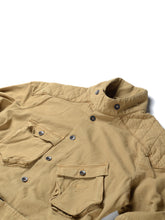 Load image into Gallery viewer, El Solitario Bonneville Coverall Khaki. Detail Front