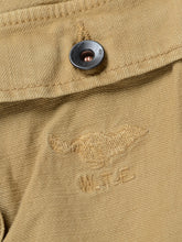 Load image into Gallery viewer, El Solitario Bonneville Coverall Khaki. Detail 1