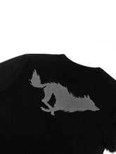 Load image into Gallery viewer, Lobo Black/Grey T-Shirt