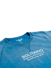 Load image into Gallery viewer, El Solitario Luxury of Speed Sweatshirt. Detail 1