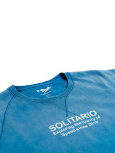 El Solitario Luxury of Speed Sweatshirt. Detail 1