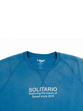 Load image into Gallery viewer, El Solitario Luxury of Speed Sweatshirt. Detail 2