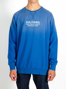 El Solitario Luxury of Speed Sweatshirt. Model Front