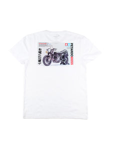 El Solitario Model Kit T-Shirt. Back