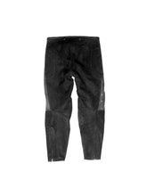Load image into Gallery viewer, El Solitario Rascal Leather Motorcycle Pants Black