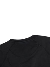 Load image into Gallery viewer, El Solitario WTF Black sweatshirt. Detail