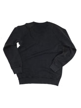 Load image into Gallery viewer, El Solitario WTF Black sweatshirt. Back