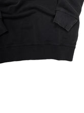 Load image into Gallery viewer, El Solitario WTF Black sweatshirt. Detail 2